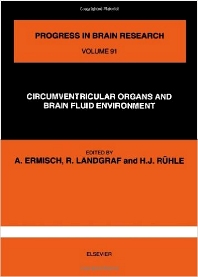 Cover image for Circumventricular Organs and Brain Fluid Environment