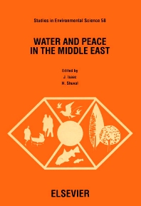 Cover image for Water and Peace in the Middle East