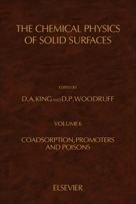 The Chemical Physics of Solid Surfaces - 1st Edition - ISBN: 9780444814685, 9780444601551