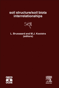 Cover image for Soil Structure/Soil Biota Interrelationships
