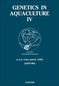 Cover image for Genetics in Aquaculture