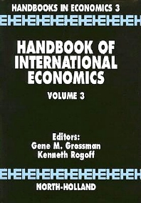 Cover image for Handbook of International Economics