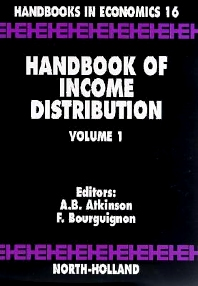 Handbook of Income Distribution - 1st Edition - ISBN: 9780444816313, 9780080574028
