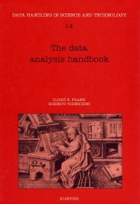 The Data Analysis Handbook, 1st Edition,I.E. Frank,Roberto Todeschini,ISBN9780444816597