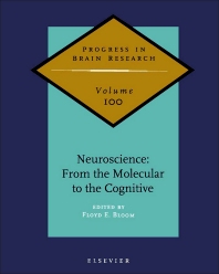 Cover image for Neuroscience: From the Molecular to the Cognitive