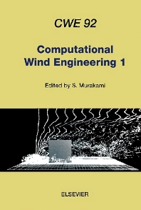 Cover image for Computational Wind Engineering 1