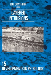 Layered Intrusions - 1st Edition - ISBN: 9780444817686, 9780080535401