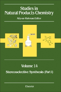 Studies in Natural Products Chemistry  - 1st Edition - ISBN: 9780444817808, 9781483163536