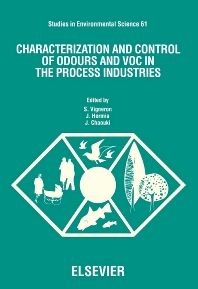 Cover image for Characterization and Control of Odours and VOC in the Process Industries