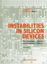 Cover image for New Insulators Devices and Radiation Effects