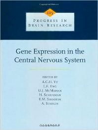 Cover image for Gene Expression in the Central Nervous System