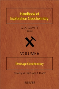 Cover image for Drainage Geochemistry