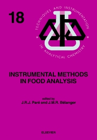 Cover image for Instrumental Methods in Food Analysis