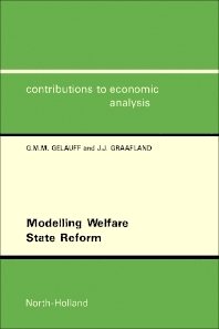 Cover image for Modelling Welfare State Reform