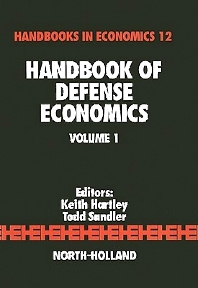 Cover image for Handbook of Defense Economics