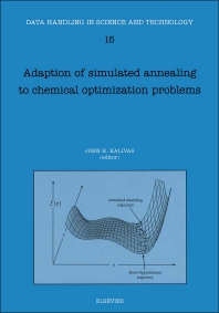 Cover image for Adaption of Simulated Annealing to Chemical Optimization Problems