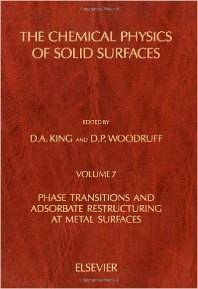 Phase Transitions and Adsorbate Restructuring at Metal Surface - 1st Edition - ISBN: 9780444819246, 9780444600639