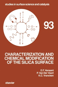 Characterization and Chemical Modification of the Silica Surface - 1st Edition - ISBN: 9780444819284, 9780080528953
