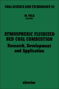Cover image for Atmospheric Fluidized Bed Coal Combustion