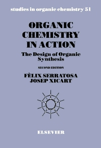 Cover image for Organic Chemistry in Action