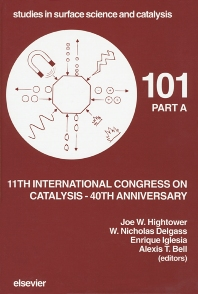 11th International Congress on Catalysis - 40th Anniversary - 1st Edition - ISBN: 9780444819475, 9780080539713