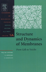 Structure and Dynamics of Membranes, 1st Edition,R. Lipowsky,E. Sackmann,ISBN9780444819758