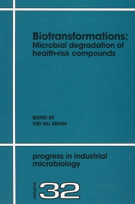 Cover image for Biotransformations: Microbial Degradation of Health-Risk Compounds