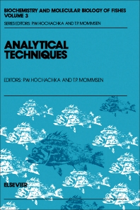 Book Series: Analytical Techniques