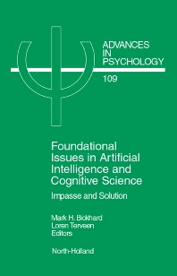 Cover image for Foundational Issues in Artificial Intelligence and Cognitive Science