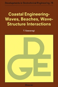 Cover image for Coastal Engineering - Waves, Beaches, Wave-Structure Interactions