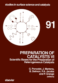 Preparation of Catalysts VI - 1st Edition - ISBN: 9780444820785, 9780080544663
