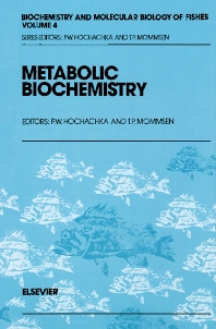 Cover image for Metabolic Biochemistry