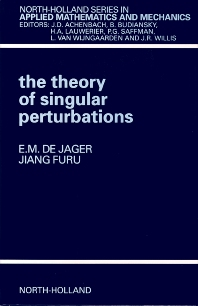 Cover image for The Theory of Singular Perturbations
