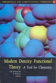 Cover image for Modern Density Functional Theory: A Tool For Chemistry
