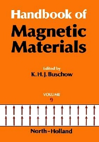 Handbook of Magnetic Materials, 1st Edition,K.H.J. Buschow,ISBN9780444822321