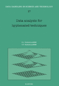 Cover image for Data Analysis for Hyphenated Techniques