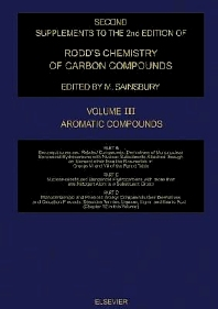 Cover image for Aromatic Compounds