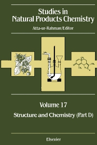 Structure and Chemistry (Part D), 1st Edition, Atta-ur-Rahman,ISBN9780444822659