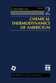 Cover image for Chemical Thermodynamics of Americium