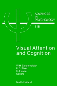 Cover image for Visual Attention and Cognition