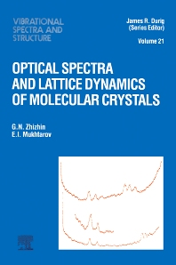 Cover image for Optical Spectra and Lattice Dynamics of Molecular Crystals