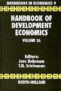 Handbook of Development Economics - 1st Edition - ISBN: 9780444823014, 9780080933337