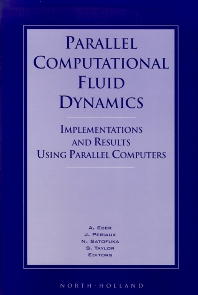 Cover image for Parallel Computational Fluid Dynamics '95