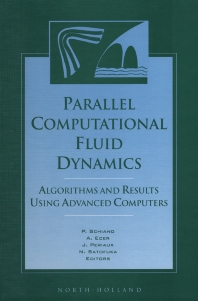 Cover image for Parallel Computational Fluid Dynamics '96