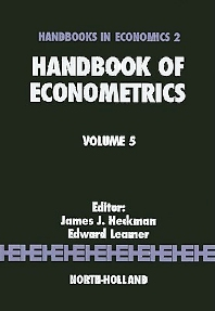 Handbook of Econometrics - 1st Edition - ISBN: 9780444823403, 9780080524795