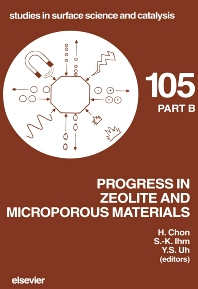 Cover image for Progress in Zeolite and Microporous Materials