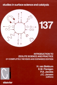 Introduction to Zeolite Science and Practice - 2nd Edition - ISBN: 9780444824219, 9780080534794