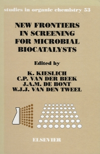 Book Series: New Frontiers in Screening for Microbial Biocatalysts