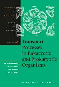 Cover image for Transport Processes in Eukaryotic and Prokaryotic Organisms