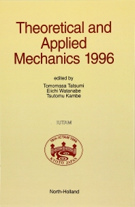 Theoretical and Applied Mechanics 1996 - 1st Edition - ISBN: 9780444824462